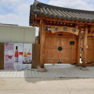 【おやじ韓国地方旅】 聞慶酒造「문경주조」 いきなり今日のメインです。 僕の大好きなお酒作ってる醸造場に行ってきました