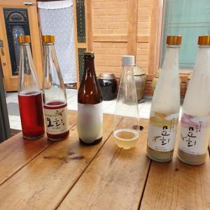【おやじ韓国地方旅】 聞慶酒造「문경주조」 いきなり今日のメインです。 僕の大好きなお酒作ってる醸造場に行ってきました②
