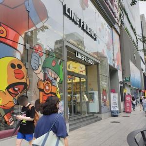 【時事ネタ】 ソウルの町の様子 カンナム、鐘閣、益善洞、鍾路3街(7月末)