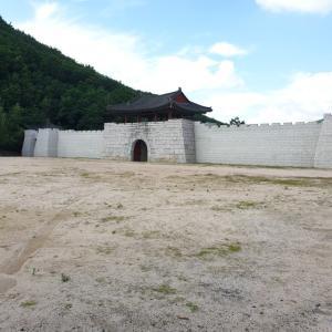 【おやじ韓国地方旅】 加恩オープンセット場 本格的な砦がある 韓国歴史ドラマセット場に行ってきました ①