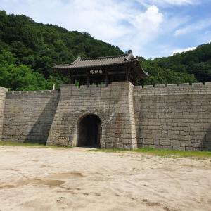 【おやじ韓国地方旅】 加恩オープンセット場 本格的な砦がある 韓国歴史ドラマセット場に行ってきました ②