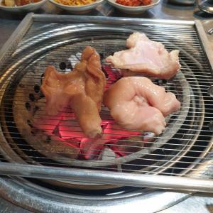 【龍仁】スッグソ「숮구소」 僕の知ってる美味しい店をtakaboneさんへ② 牛マクチャンはここが一番おいしいです