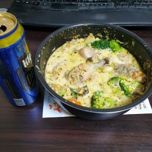【韓国家ごもり】 おやじ御飯 ニンニクたっぷりのあの料理も、いつもの僕とは違った料理達を作ってみました ^^