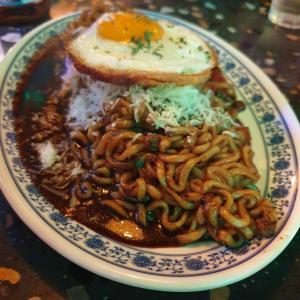 【おやじ韓国地方旅 釜山】 タムラポチャ「탐라포차」 西面で若い子達が食べてる物食べてみました