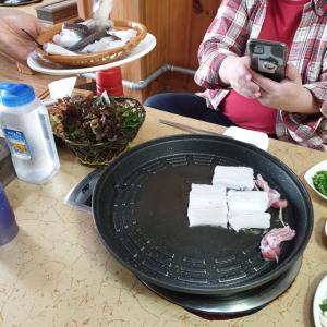 【おやじ韓国地方旅 釜山】 統営チャンオタン「통영장어탕」 海辺で鮮度抜群 アナゴの白焼き食べました