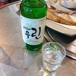 【おやじ韓国地方旅 温陽】 ナポチャ「나포차」 ツンデレおばちゃんのお店なんか気に入っちゃいました