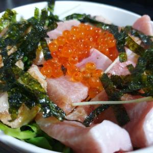 【韓国家ごもり】 おやじ御飯 ついにネットで高級食材買っちゃいました。 うまいわ~~~~