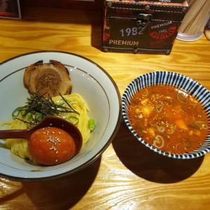 【龍仁】 美味しいラーメンを食べましょう 龍仁編 極味「키와마루아지」 韓国でつけ麺って初めて食べたような気がします が・・・・・