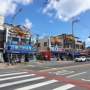 【おやじ韓国地方旅 浦項】 九龍浦近代文化歴史通り 旧日本人街を見てきました