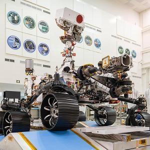 NASAの火星探査機「パーセベランス」が火星に着陸。探査機の主な目的は?