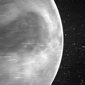 見えないはずの金星のアフロディーテ大陸の写真が撮れてしまったNASAの太陽探査機パーカー・ソーラー・プローブ