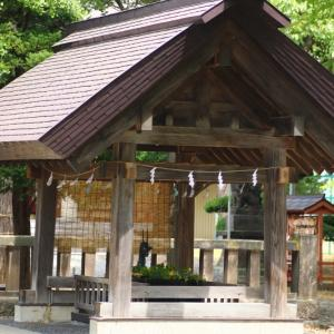 【速報】札幌「花詣」 花手水めぐり2021夏|江南神社・新琴似神社・厚別神社