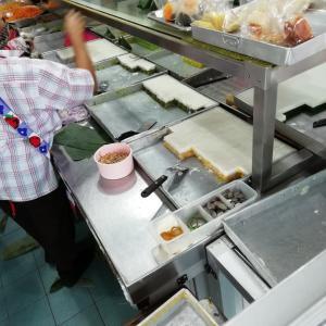 タイのお菓子屋さん