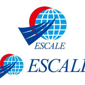 ●「ESCALE」様・ロゴマーク