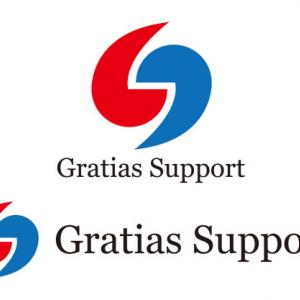 ●「グラティアスサポート株式会社」様 ロゴマーク