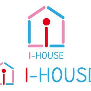 ●「I-HOUSE」様ロゴマーク