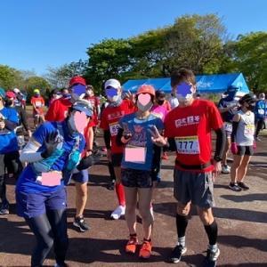 【遅報】 彩湖ウルトラマラソン