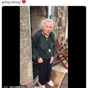 93才のおばあちゃんの言葉が世界中の人に刺さりまくり ルールを守っていればきっと大丈夫。