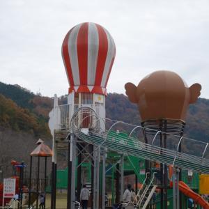 土師ダム(のどごえ公園)に行ってきました