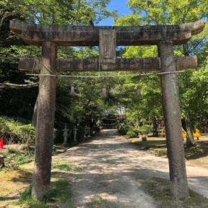 しっかり浄化していただきました!!~早瀧比咩神社