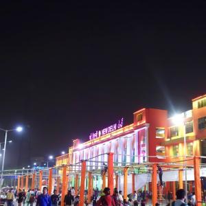 インド名物 夜行列車!デリーからバラナシへ12時間の旅(電車の乗り方編) 【2019インドディワリ旅⑥】