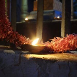 徒然なるままにディワリinバラナシの路地裏【2019インドディワリ旅10】