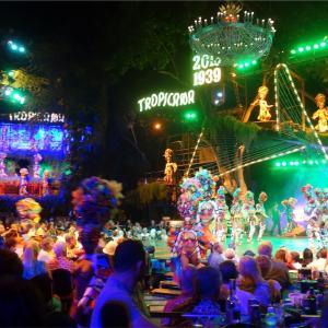 【キューバ旅⑨】キャバレー・トロピカーナのステージの上で踊ってハバナ最後の夜を締めくくる最高のエンディング!