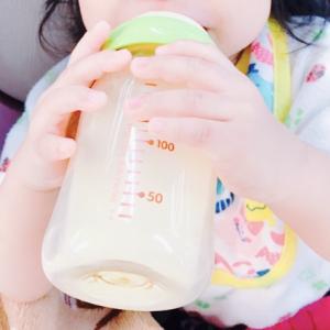 乳児用ミルクとフォローアップミルクの違い。