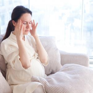 妊娠中にインフルエンザにかかったら?!