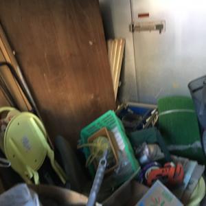 2018年 年末大掃除・粗大ゴミ回収