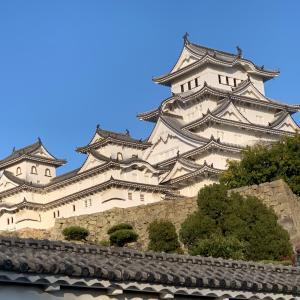 再び姫路城!