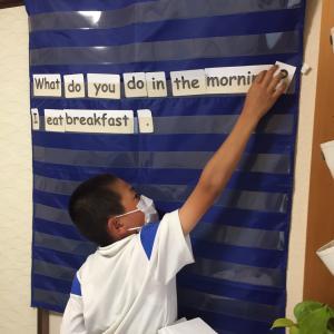 続けることで小学生でも英語が読めるように