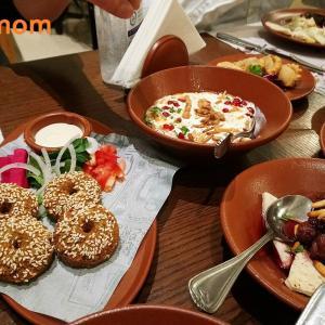 ドーハで中東料理(Bayt El Talleh)