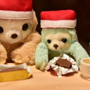 クリスマス2019_後編_ツリーとクリスマスのお菓子