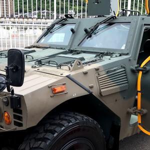 自衛隊 軽装甲機動車