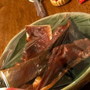鮭とば文鳥