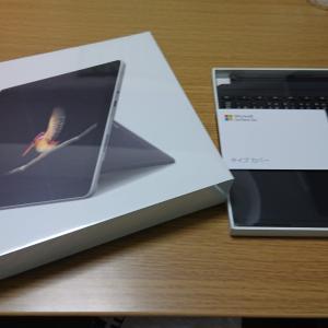 Surface Go、買っちゃった!