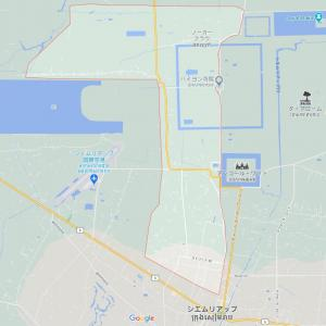 【COVID-19:シェムリアップ市内の状況】