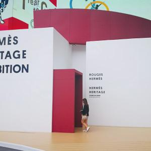 【バンコク・イベント】エルメス「ルージュエルメス(Rouges Hermès)」展がサイアムパラゴンで開催中