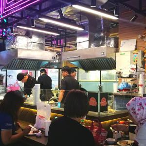 【バンコク・タイ料理】人気ステーキ店が手掛ける!「ヌアテー」でガパオライスを食べてみました