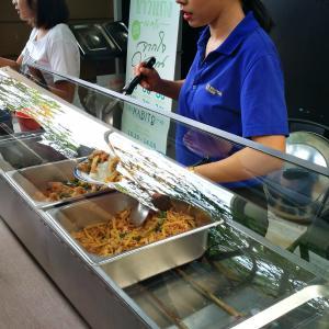 【バンコク・タイ料理】オンヌットの安くて美味しいカオゲーン店「カオゲーン ナ クラップ」