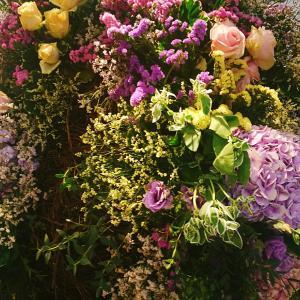 【バンコク・イベント】花いっぱい!セントラル チットロムでフラワーフェスティバルが開催中