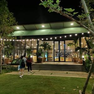 【バンコク・カフェ】オンヌットの農場併設カフェ「マイバックヤード ファーム&ビストロ(My Backyard Farm & Bistro)」