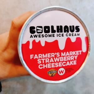 【バンコク・アイスクリーム】スーパーマーケットで買える美味しいアイスクリーム「クールハウス」