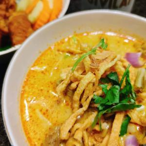 【バンコク・デリバリー】オンヌット「Khao Soi Kitchen(カオソーイキッチン)」