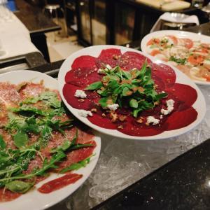 【ビエンチャン・イタリアン】「アクアイタリアンレストラン(Acqua Italian Restaurant)」のお得すぎるランチビュッフェ