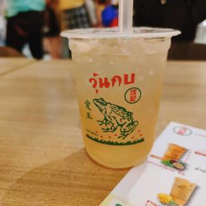 【バンコク・愛玉ドリンク】「Woon Kob Taiwan AIYU」で飲めるユニークな台湾ドリンク