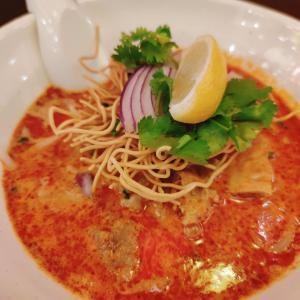 【東京・タイ料理】恵比寿「炭火焼タイ料理 THAI THAN(タイターン)」で楽しむ濃厚カオソーイ