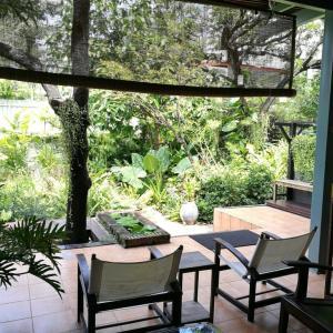 【バンコク・マッサージ】緑あふれる一軒家で過ごす癒しの時間「ルアンヌアッド(Ruen Nuad)」