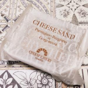 【東京・スイーツ】濃厚チーズクリームがたまらない!チーズケイベリィ東京の「チーズサンド」